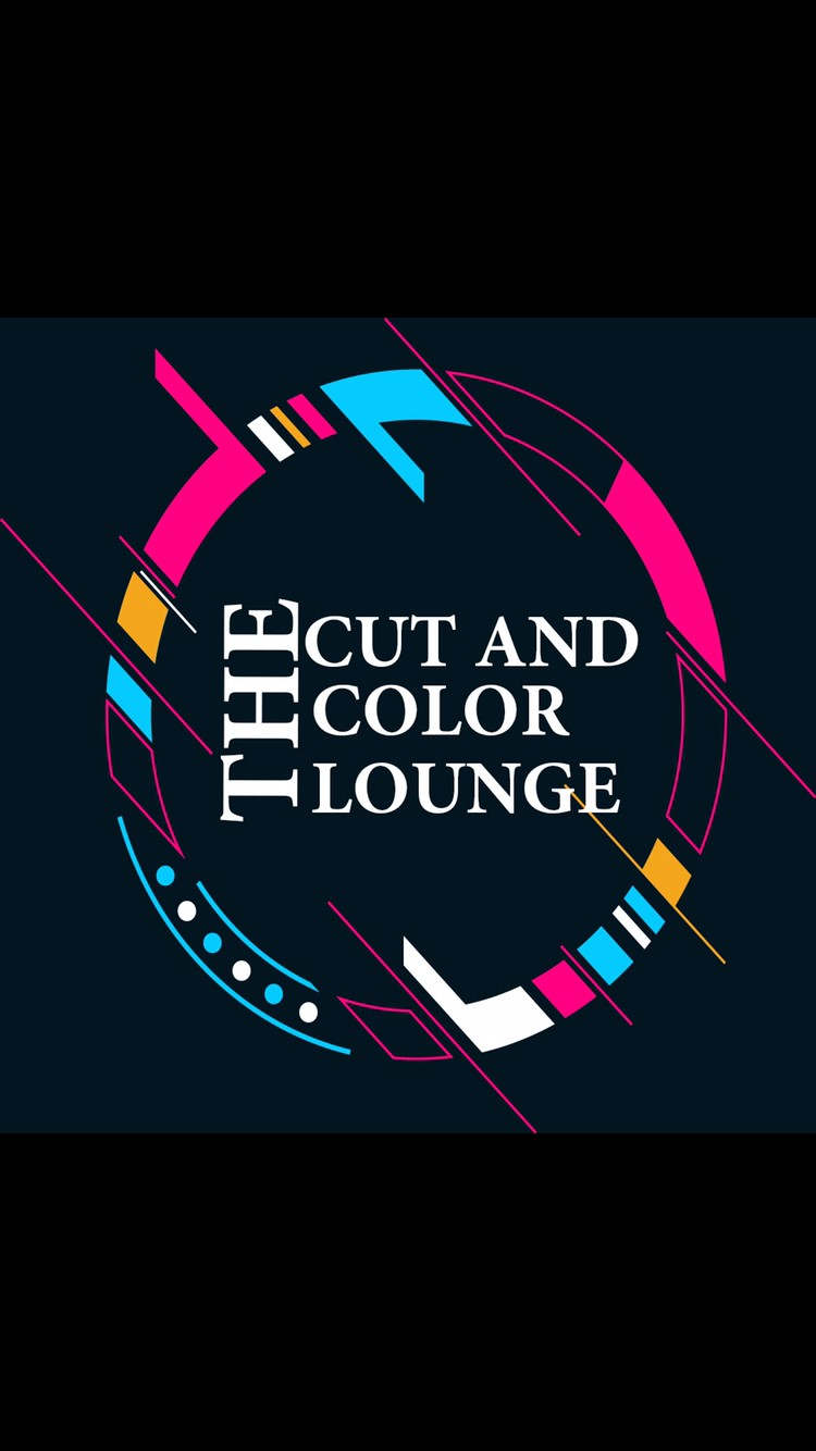 The Cut And Color Lounge Logo