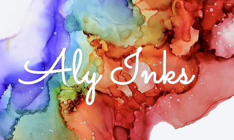 Aly Inks Logo