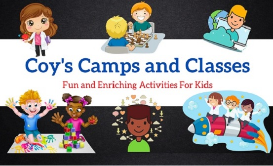 Coy's Camps And Classes Logo