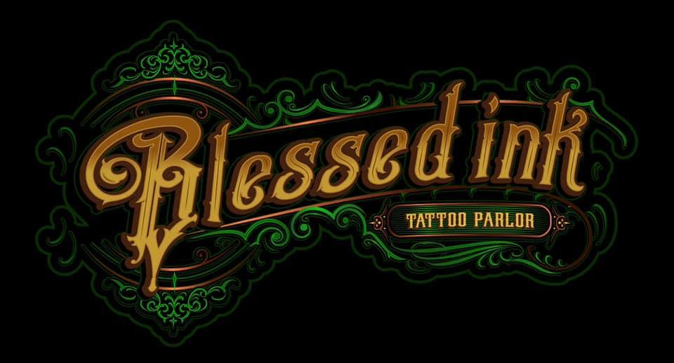 Blessed Ink Logo
