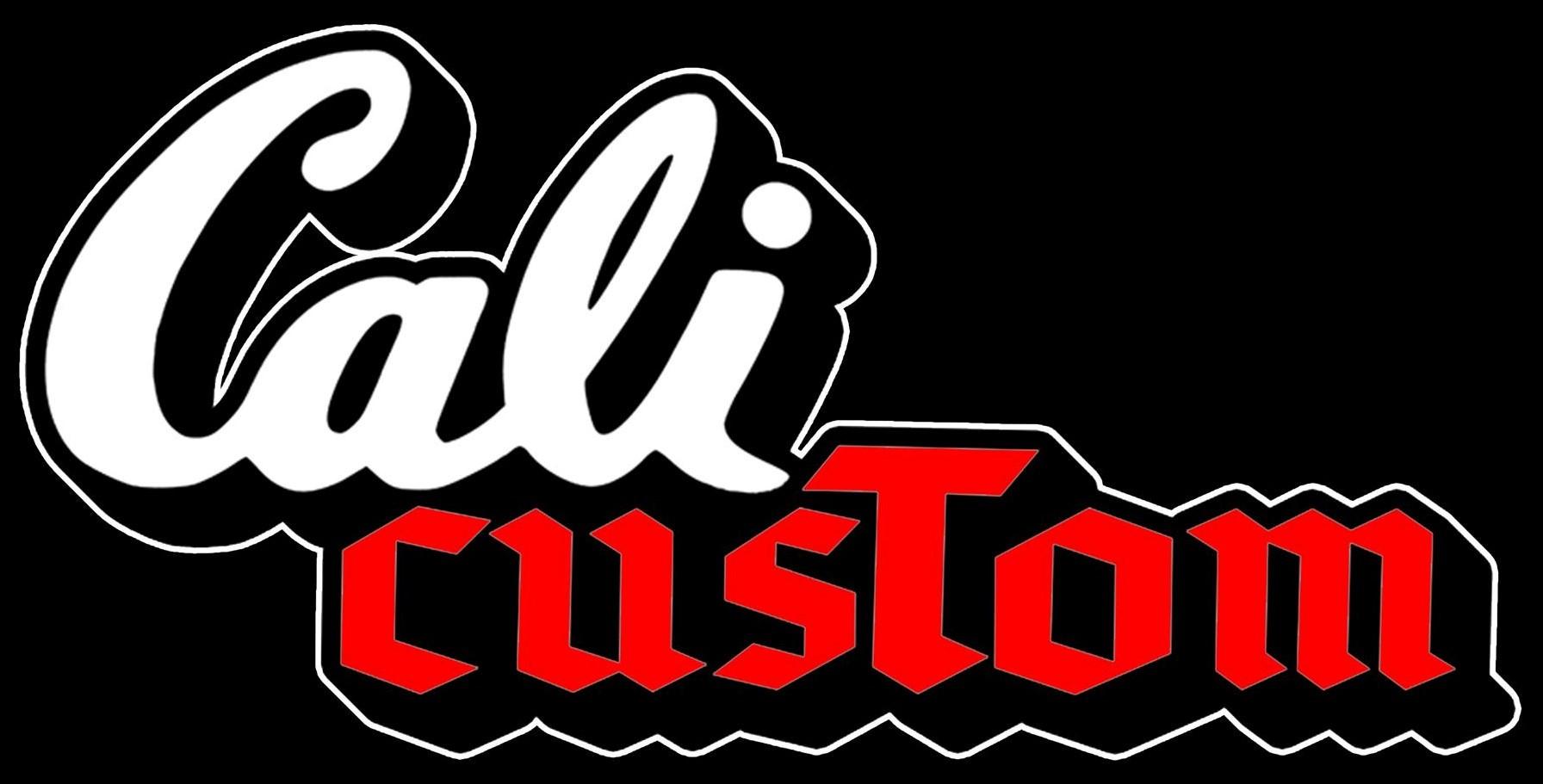 Cali Custom Logo