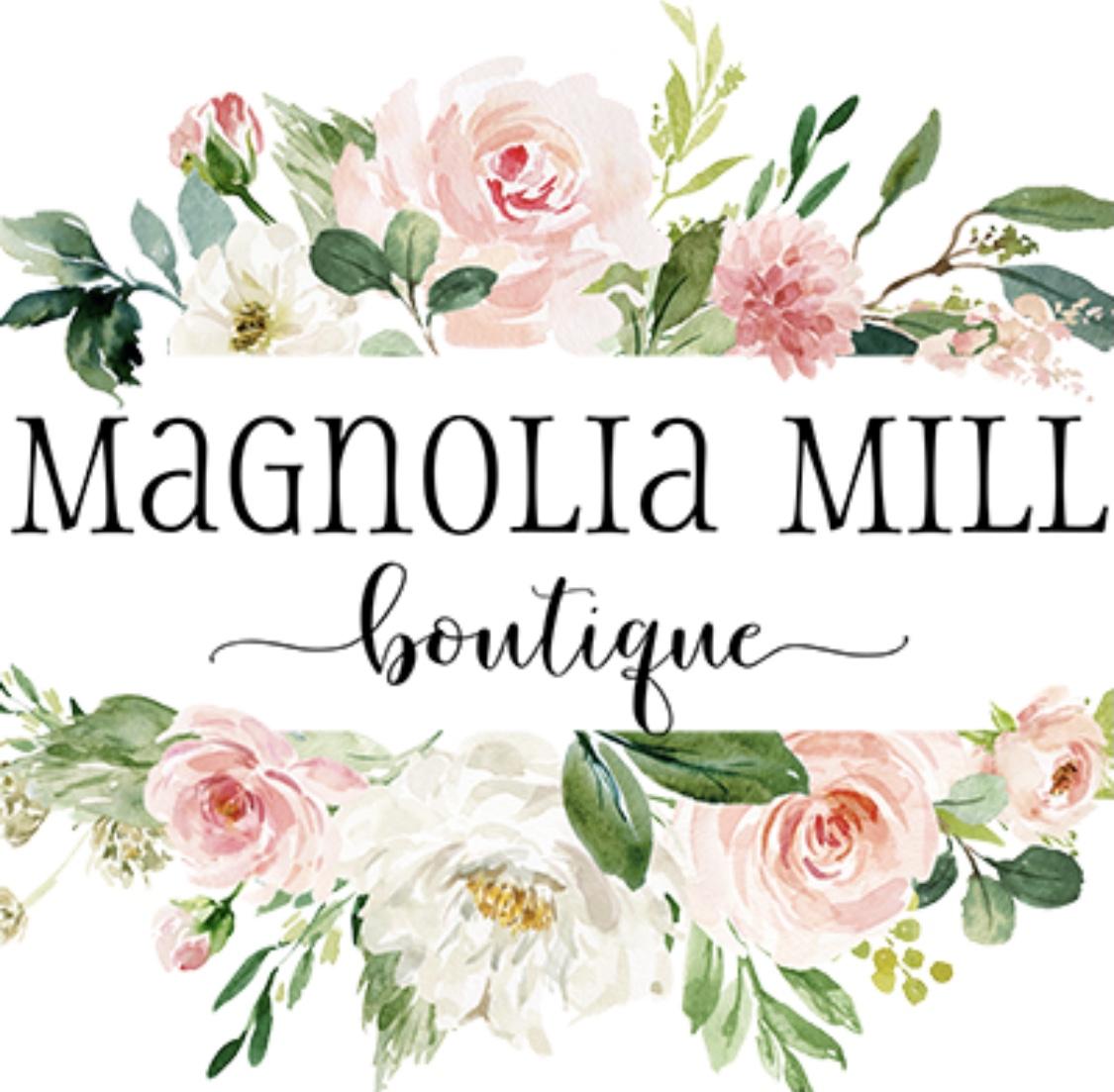 Magnolia Mill Boutique Logo