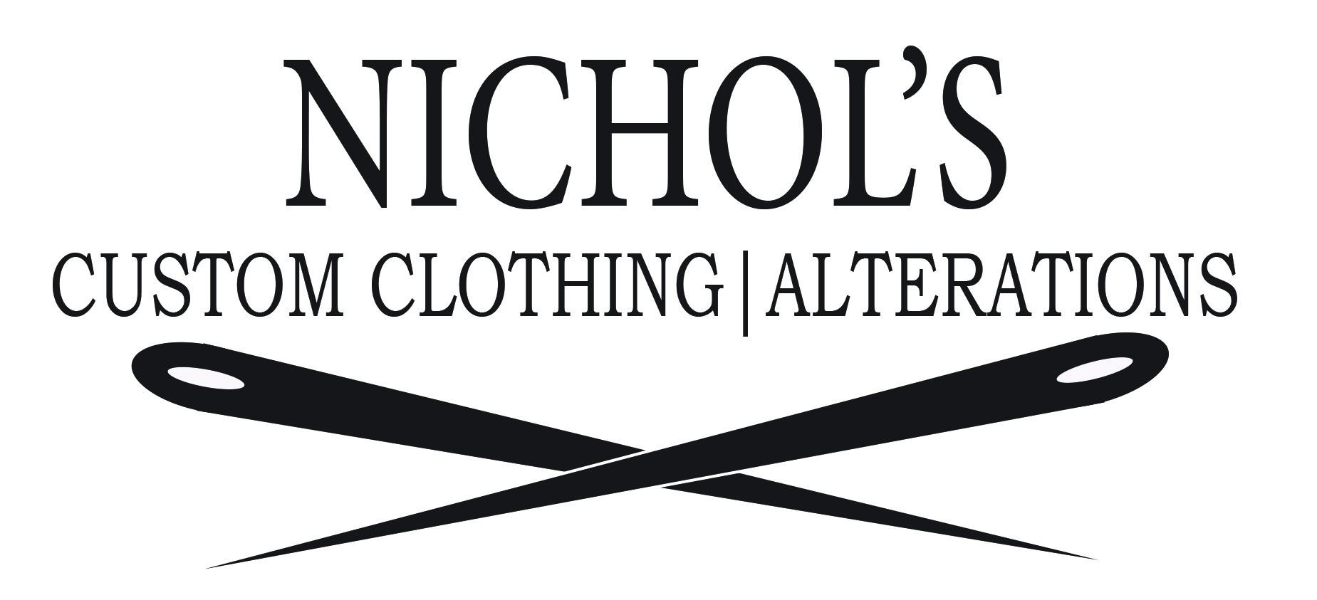 Nichols And Sal's Alterations Logo