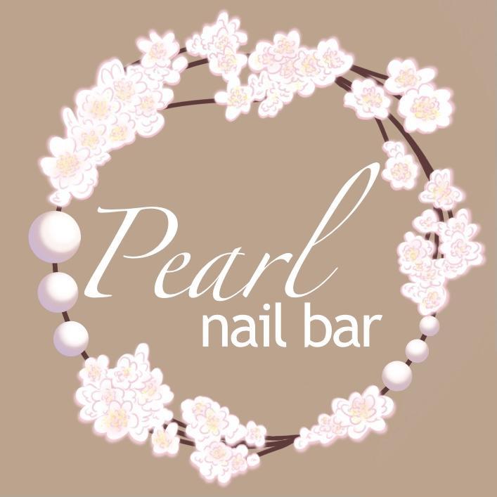 Pearl Nail Bar Logo