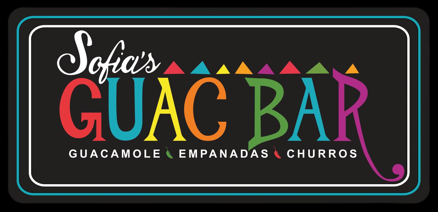 Sofia's Guac Bar Logo