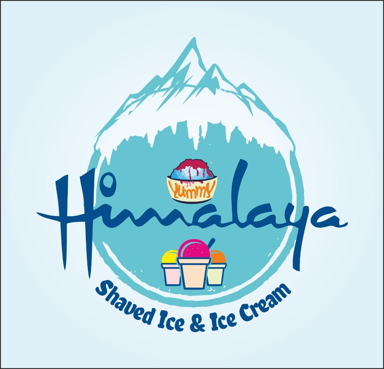 Himalaya Shaved Ice & Ice-Cream Logo