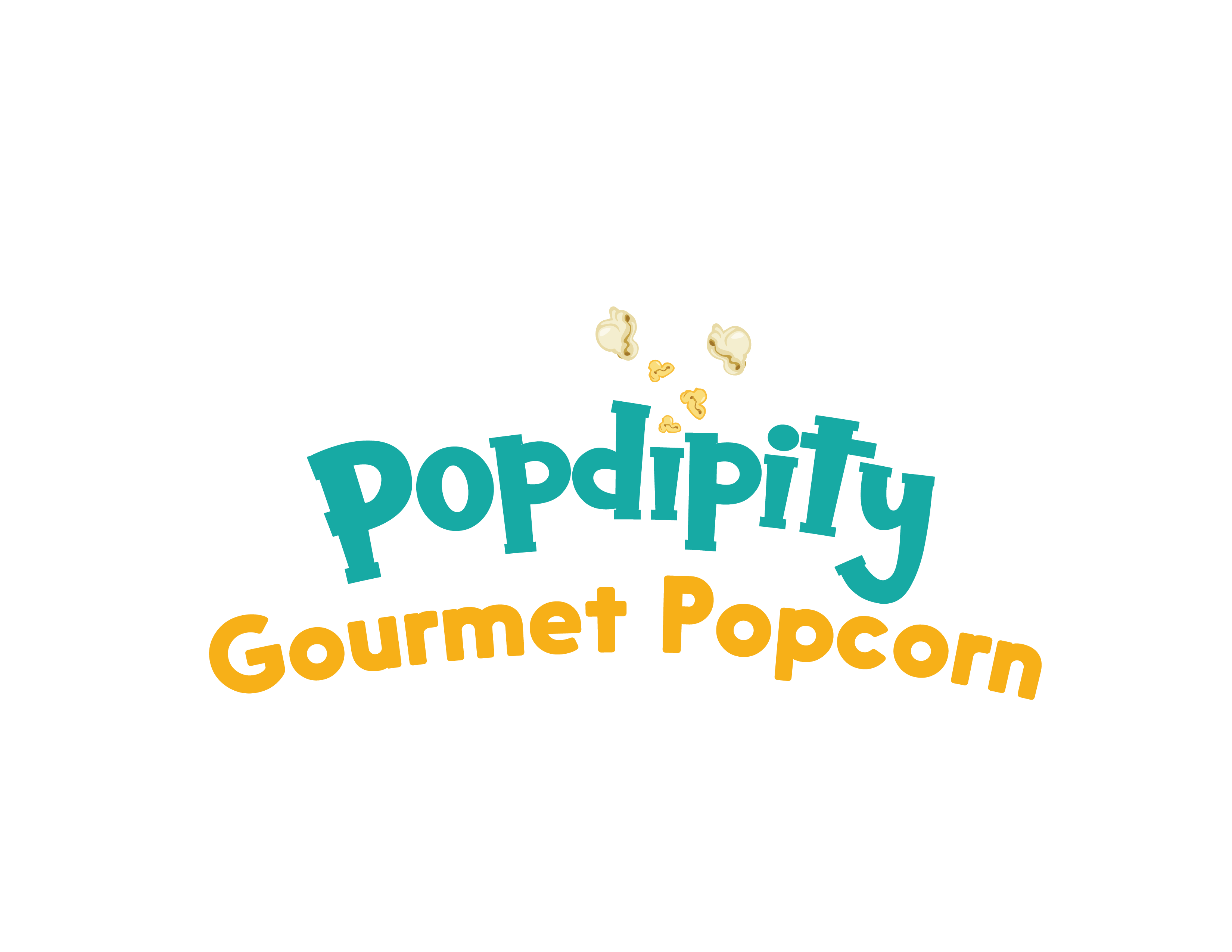 Popdipity Gourmet Popcorn Logo