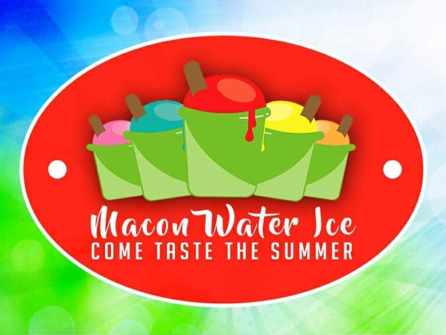 Macon Water Ice Logo