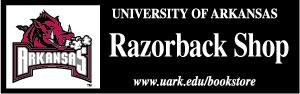 University of Arkansas Razorback Shop    Logo