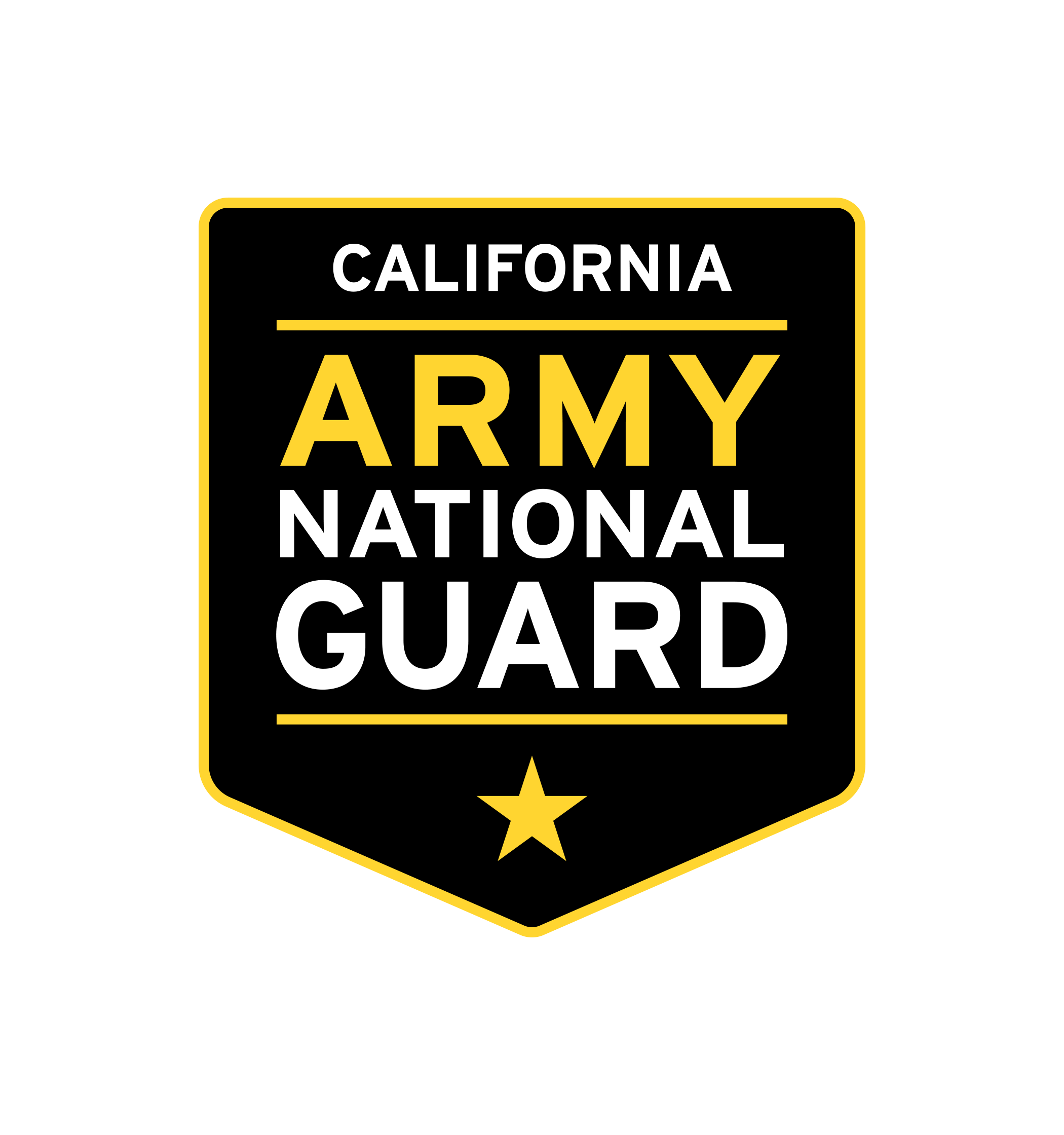 California Army National Guard Logo