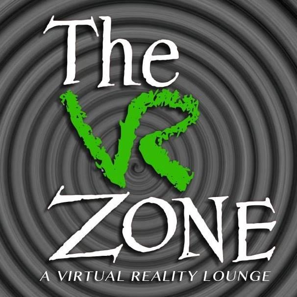 The Vr Zone Logo