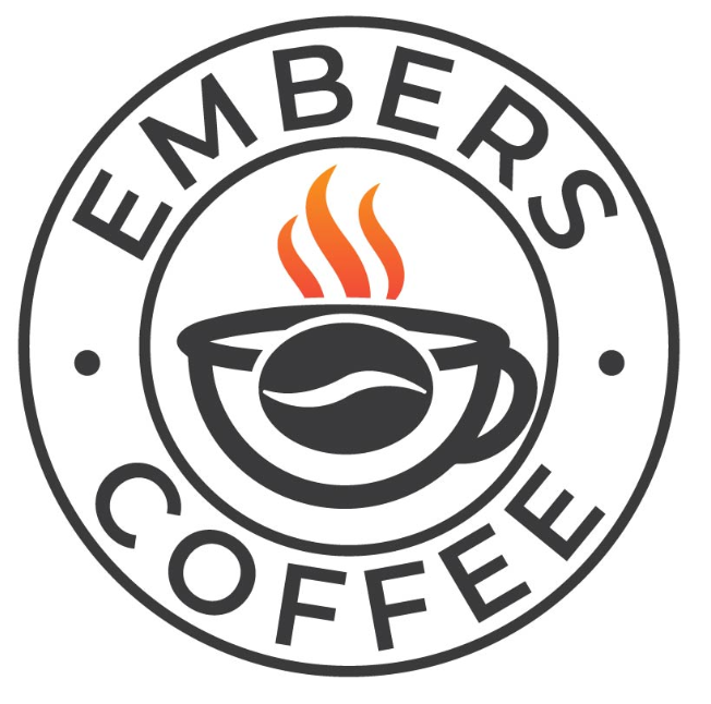 Embers Coffee Logo
