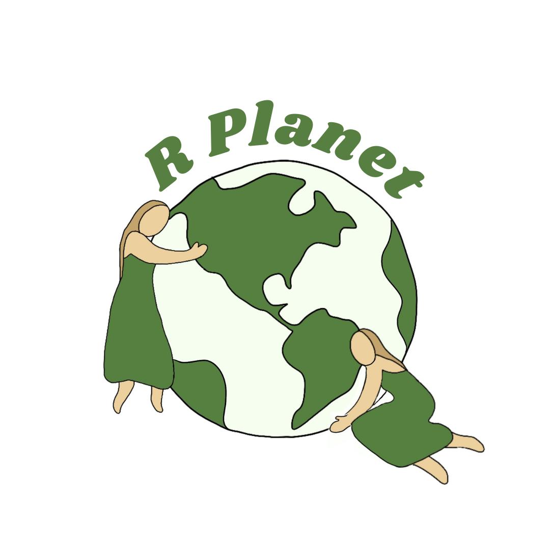 R Planet Logo