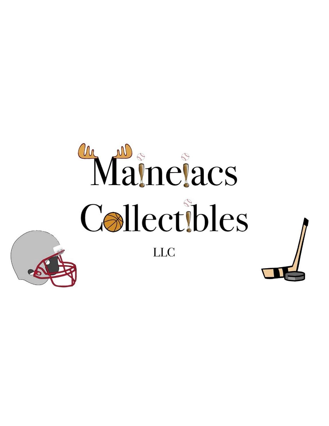 Maineiacs Collectibles Logo